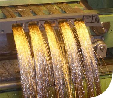 photo de fabrication de fils de brosses